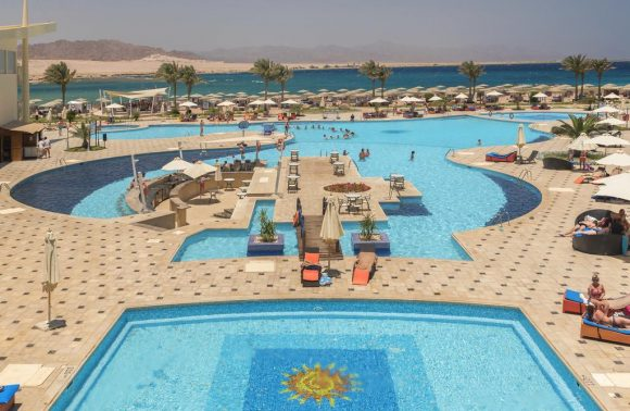 Єгипет, Шарм-Ель-Шейх «Barceló Tiran Sharm Resort 5*»