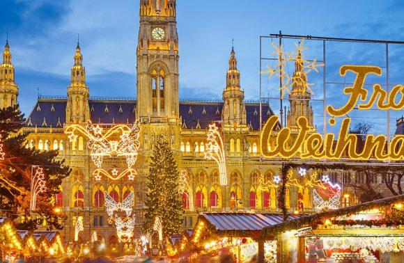 «Різдвяний Будапешт та Відень»