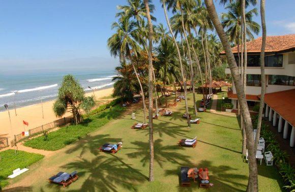 Шрі-Ланка, «Tangerine Beach Hotel 4*»